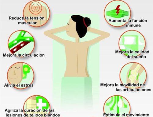 10 beneficios del masaje terapéutico