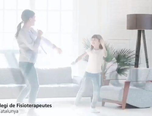 """Campaña """"Jo Trio Fisioteràpia"""""""